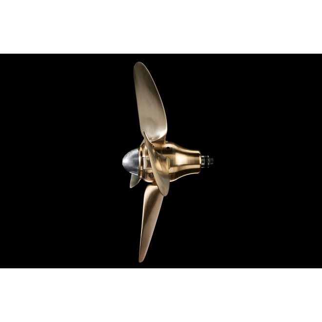 4-Blatt Welle Faltpropeller